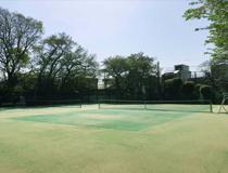 目黒区立八雲体育館・宮前公園庭球場